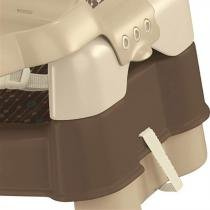 Cadeira de Alimentação Luxo Safety 1st  5 estágios - Marrom - Safety 1st