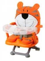 Cadeira de Alimentação Tigre Laranja - Dican - Dican
