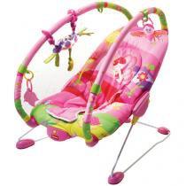 Cadeira de Balanço Tiny Princess Bouncer - para Crianças até 9kg - Tiny Love
