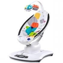 Cadeira de Descanso 4moms Mamaroo 3.0 Segunda Geração - Plush Colorido - 4moms