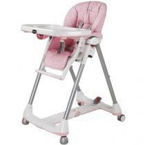 Cadeira de Papinha Peg-Pérego Prima Pappa Diner - 7 Posições de Altura para Crianças até 15Kg
