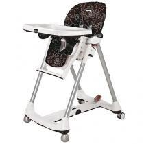 Cadeira de Papinha Peg-Pérego - Prima Pappa Diner Hippo para Crianças até 15kg