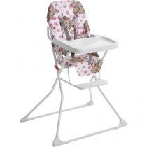 Cadeira de Refeição Galzerano Standard Tigrinha - para Crianças até 15kg