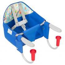 Cadeira de Refeição para Mesa Fit Azul - Tutti Baby - Tutti Baby