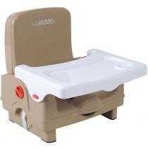 Cadeira de Refeição Portátil Sweet Cappuccino - Lenox Kiddo - Lenox Kiddo