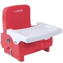 Cadeira de Refeição Portátil Sweet Vermelho - Lenox Kiddo - Lenox Kiddo