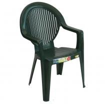 Cadeira Fidji Evolution Verde Amazonas - Verde - Grosfillex