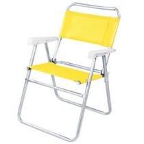 Cadeira Master Alumínio - Mor 2108