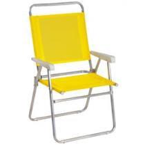 Cadeira Master Plus Alumínio - Mor 2113