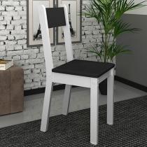 Cadeira MDF para Escritório Madesa - Tutti Colors Preto