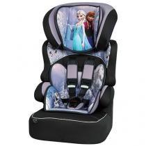 Cadeira para Auto Disney Frozen Beline SP - Cinto Regulável para Crianças de 9 a 36 Kg