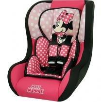 Cadeira para Auto Disney Minnie Mouse - Trio SP Comfort para Crianças até 25kg