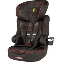 Cadeira para Auto Ferrari Black Beline SP - Regulável para Crianças de 9Kg até 36Kg