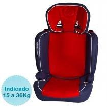 Cadeira para Auto Galzerano Nano - Vermelha - Galzerano
