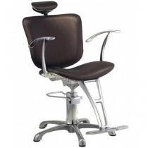 Cadeira para Salão de Beleza Hidráulica Reclinável - Dompel Lúmia