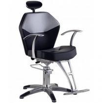 Cadeira para Salão de Beleza Hidráulica Reclinável - Dompel Romana