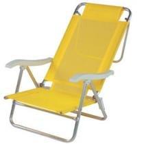 Cadeira Reclinável Sol de Verão 6 Posições - Mor 2106