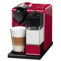 Cafeteira Espresso 19 Bar Nespresso - LattissimaTouch Red