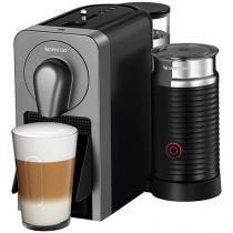 Cafeteira Espresso 19 Bar Nespresso - Prodigio & Milk Titanium