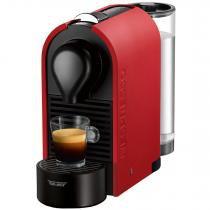 Cafeteira Expresso 19 Bar Nespresso U mat - Vermelho