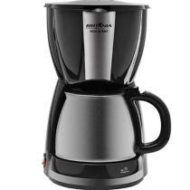 Cafeteira Inox 30 Temp 1,2L Preta 800W - Britânia - 110V - Britânia