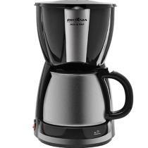 Cafeteira Inox 30 Temp com Jarra em aço 1,2L Preta 800W - Britânia - Britânia