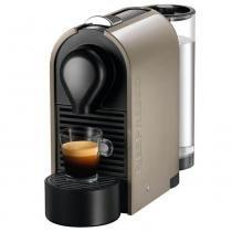 Cafeteira Nespresso U Pure Cinza 127v - Nespresso