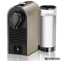 Cafeteira Nespresso U Pure Cinza 220v - Nespresso