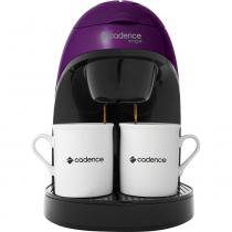 Cafeteira Single Colors Roxa - 220V - Cadence