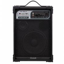 Caixa Amplificada CA100 50W Preta 31303 - Frahm - Frahm