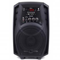 Caixa Amplificada CL200 APP 12V 60W Preta 31229 - Frahm - Frahm