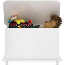 Caixa de Brinquedos com Rodízios - Completa Móveis