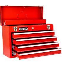 Caixa de Ferramentas Tipo Gabinete com 4 Gavetas 95-604L - Stanley - Stanley