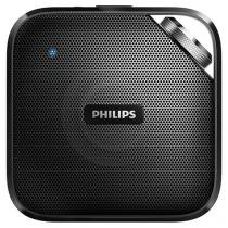 Caixa de Som Bluetooth Philips BT2500B/00 3W - USB Wireless Função Anticorte