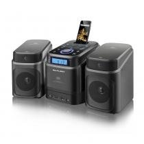 Caixa de Som Multilaser 40W Rms USB em CD Dock Station - SP158 - Neutro - Multilaser