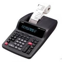 Calculadora com impressora 3,5 linhas / seg, 12 dígitos e bobina de 58 mm - DR-120TM-110 - Casio - Casio