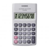 Calculadora de Bolso 8 Dígitos HL815L Branca - Casio - Casio