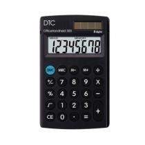 Calculadora de bolso DTC 300 Preta - DTC - DTC