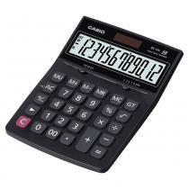 Calculadora de Mesa 12 Dígitos DZ-12S Preta - Casio - Casio