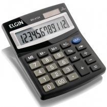 Calculadora de Mesa 12 Dígitos MV-4124 com Célula Solar Blister - Elgin - Elgin