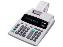 Calculadora de Mesa com Bobina Casio - FR-2650T-WE-BA