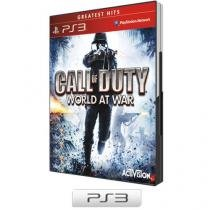 Call of Duty World at War para PS3 - Activision