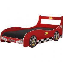 Cama Infantil para Colchões de 88cm - Gelius Rally