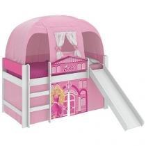 Cama Infantil - Pura Magia Barbie Play