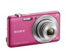 Câmera Digital Sony Cyber-shot DSC-W710 16.1 MP + Cartão 4GB - Sony