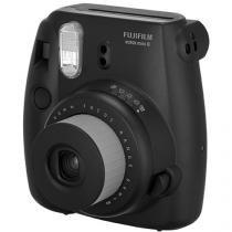 Câmera Instantânea Fujifilm Instax Mini 8 Preto - Flash Automático