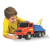 Caminhão Infantil Super Guincho 392 - Lider - Lider Brinquedos