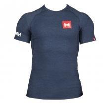 Camiseta Masculina Premium Azul MT009.2 - Mith - M - Mith