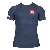 Camiseta Masculina Premium Azul MT009.2 - Mith - P - Mith