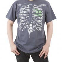 Camiseta Masculina X Ray Tamanho EXG NVIDIA - EXG - Nvidia